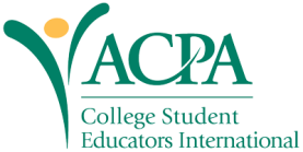 ACPA - College Student Educators International Logo